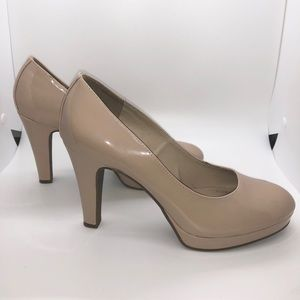 Unlisted platform heels